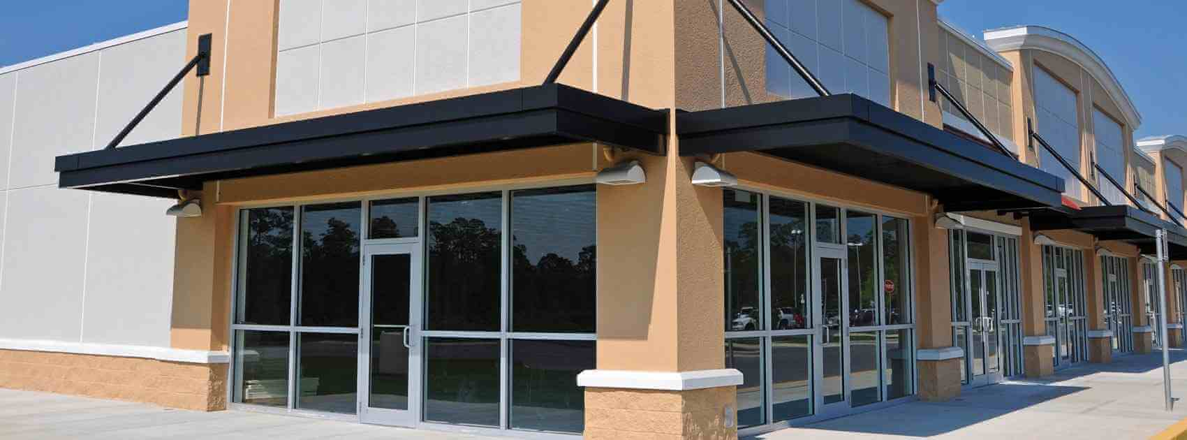 Commercial Glass Repair