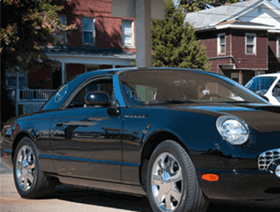 Classic Cars Glass