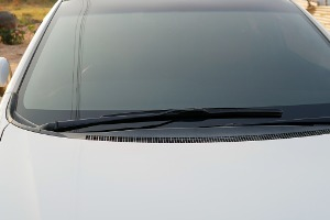 A new windshield after Windshield Replacement in Monmouth IL